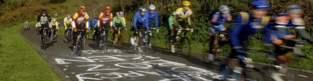 The last 100 mile ride at the Eastway Cycle Circuit. 2006