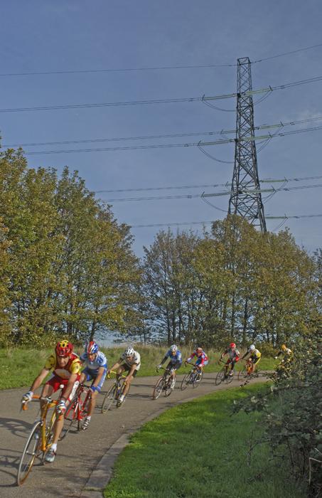 Eastway Cycle Circuit riders 2006